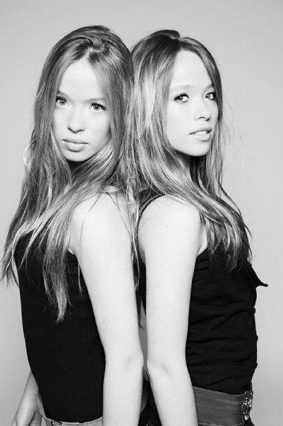 Yasmin and Leela Carr-Bond -