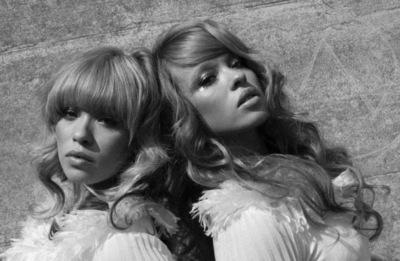 Yasmin and Leela Carr-Bond - Tania Richards 2010