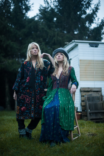 Yasmin and Leela Carr-Bond - Laura Little and Charlotte Smith 2014