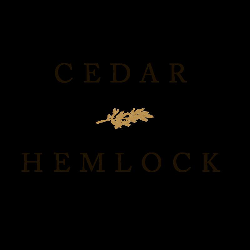 Cedar & Hemlock