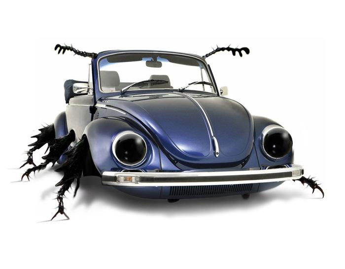 Linda Persson - Digital artist - Beetle