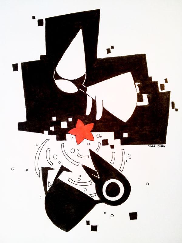 Tilune Chacons art -