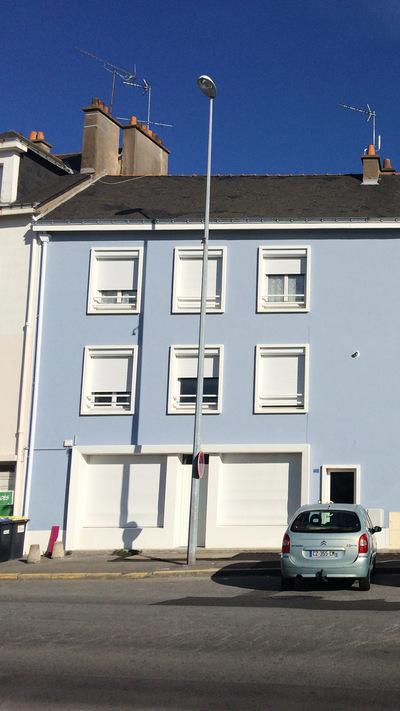 un1architecte - 10-11 rue Penhoët / Saint Nazaire