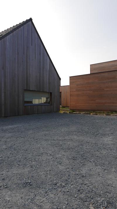 un1architecte - Maison A / La Baule Escoublac