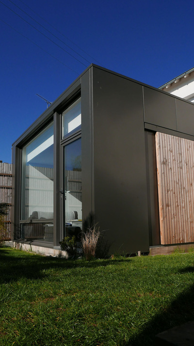 un1architecte - Maison G / Saint Nazaire