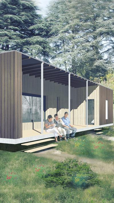 un1architecte - Maison R&MP / Saint Aignan