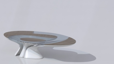 FournierF3D - Réalisation Table Solide Surface