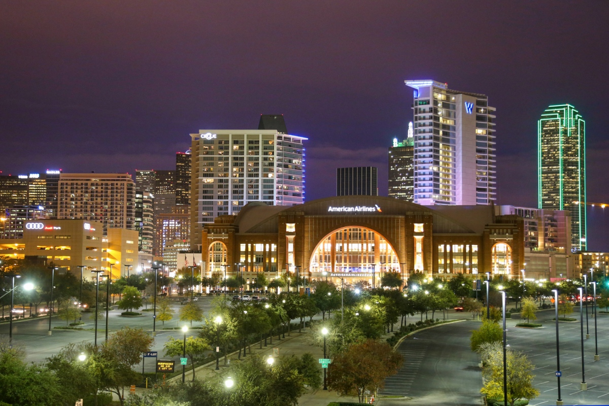 Kelly Gavin Photography - American Airlines Center