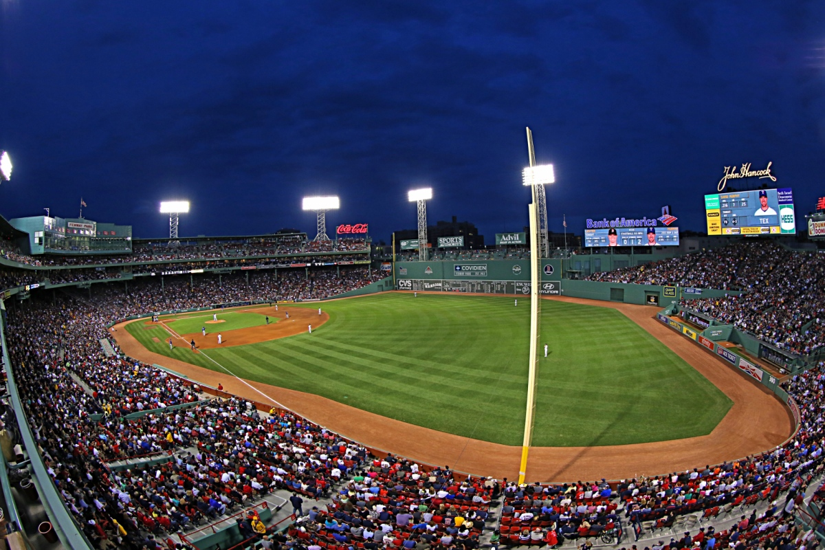 Kelly Gavin Photography - Fenway Park