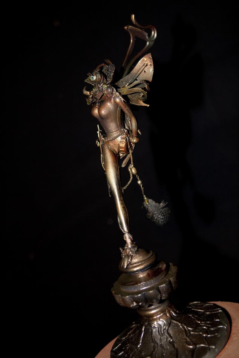 Jacques Lélut - CYCLOPEA / 0,50 x 0,15 x 0,15m Collectionprivée
