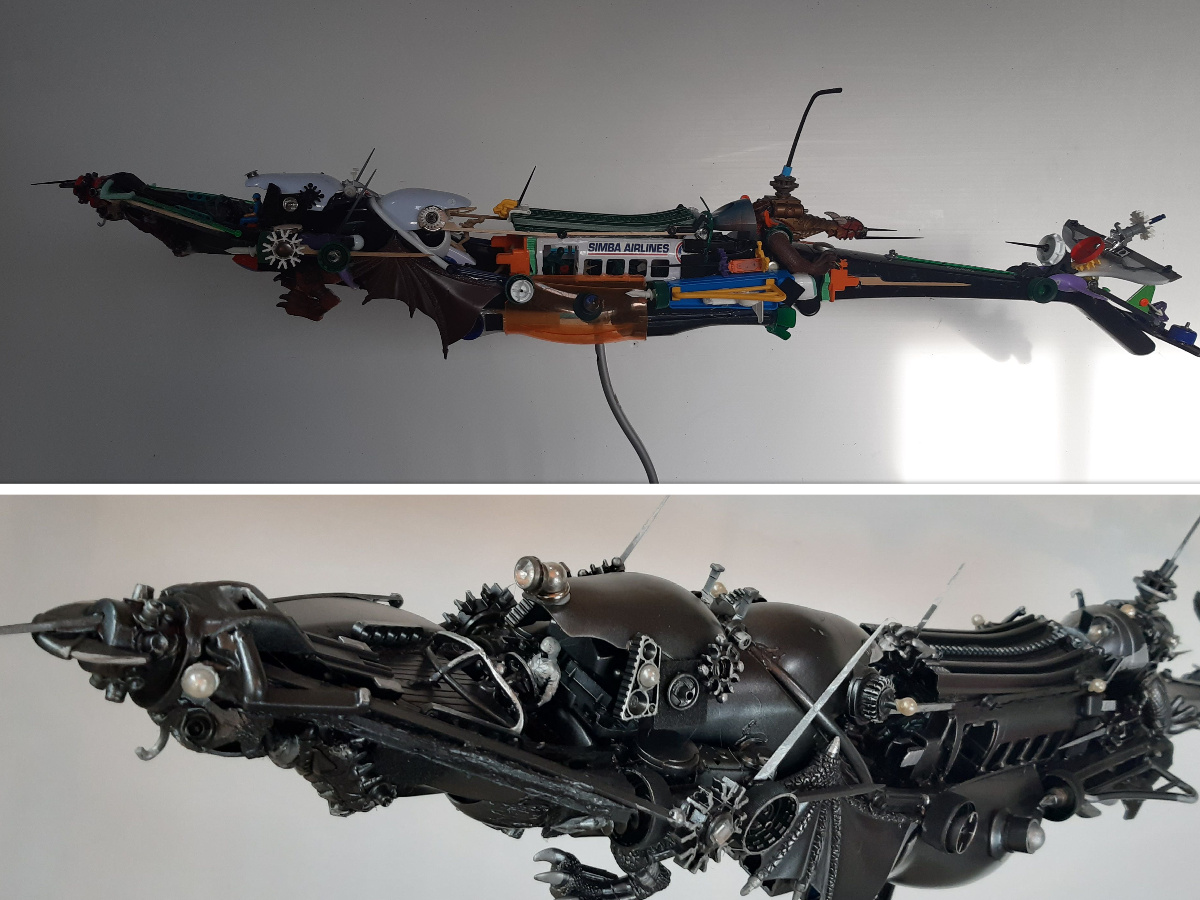 Jacques Lélut - Avant et après