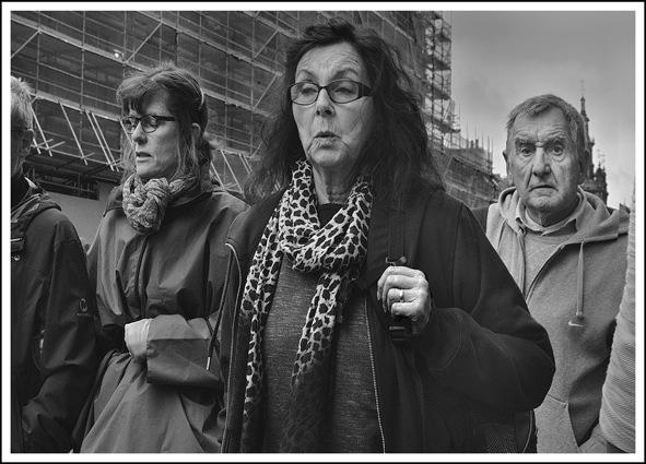 Simon Larson Photography - Edinburgh Street People