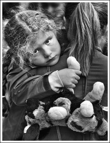 Simon Larson Photography - Unhappy Child