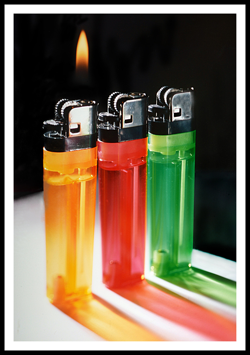 Simon Larson Photography - Cigarette Lighters