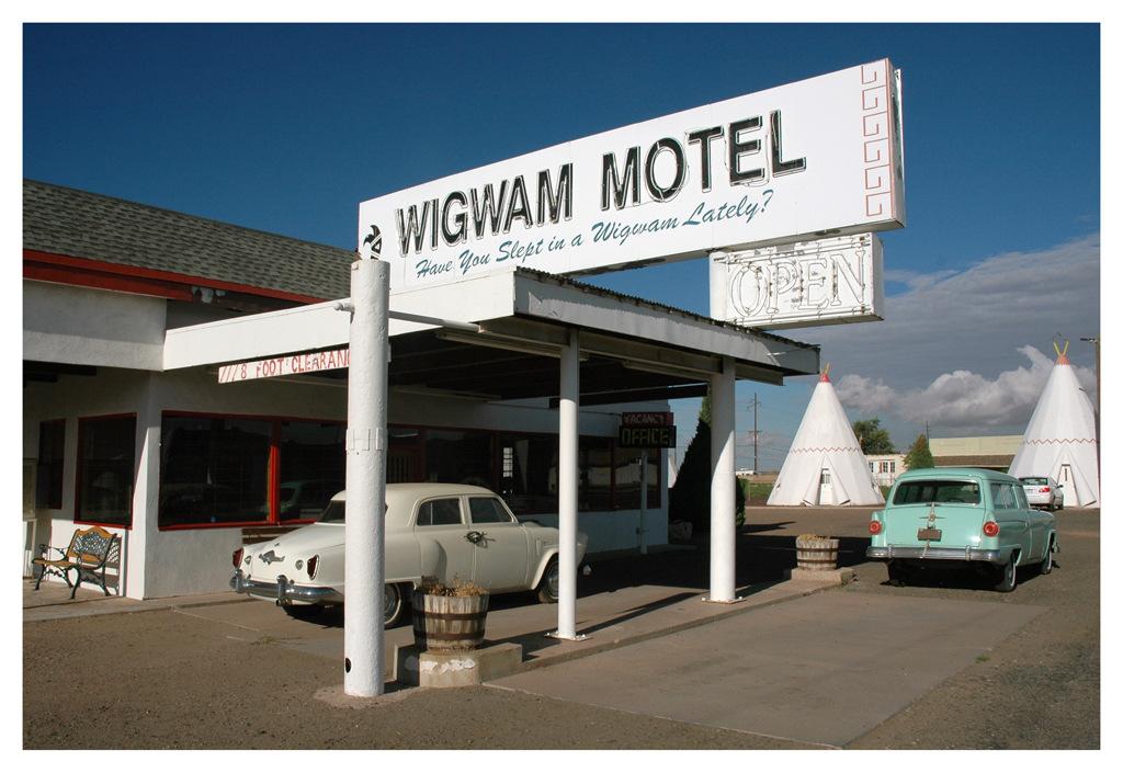 Simon Larson Photography - Wigwam Motel, Holbrook, Route 66