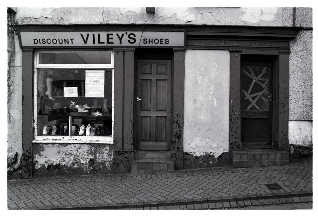 Simon Larson Photography - Vileys Shoes, Wales