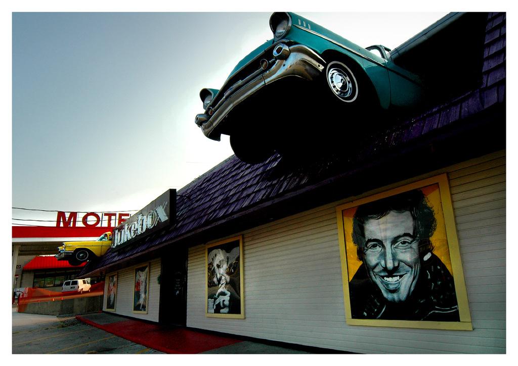 Simon Larson Photography - The Jukebox, Route 66
