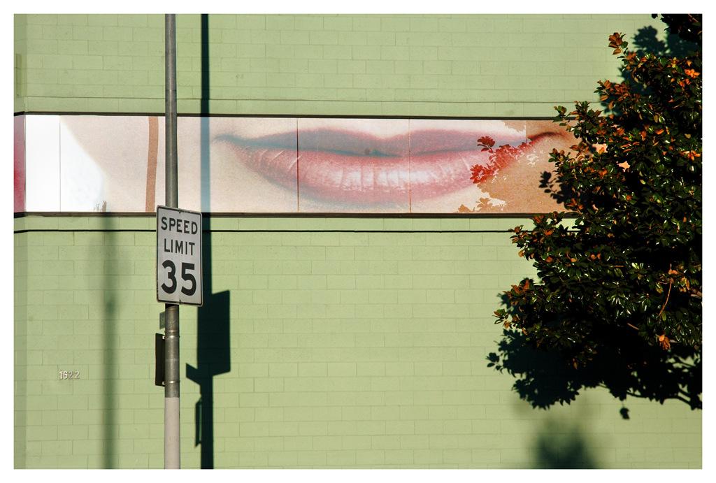 Simon Larson Photography - Lips, Hollywood, Route 66