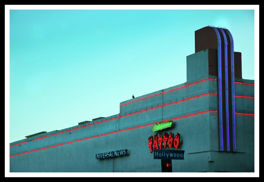Simon Larson Photography - Tattoo Parlour, Route 66