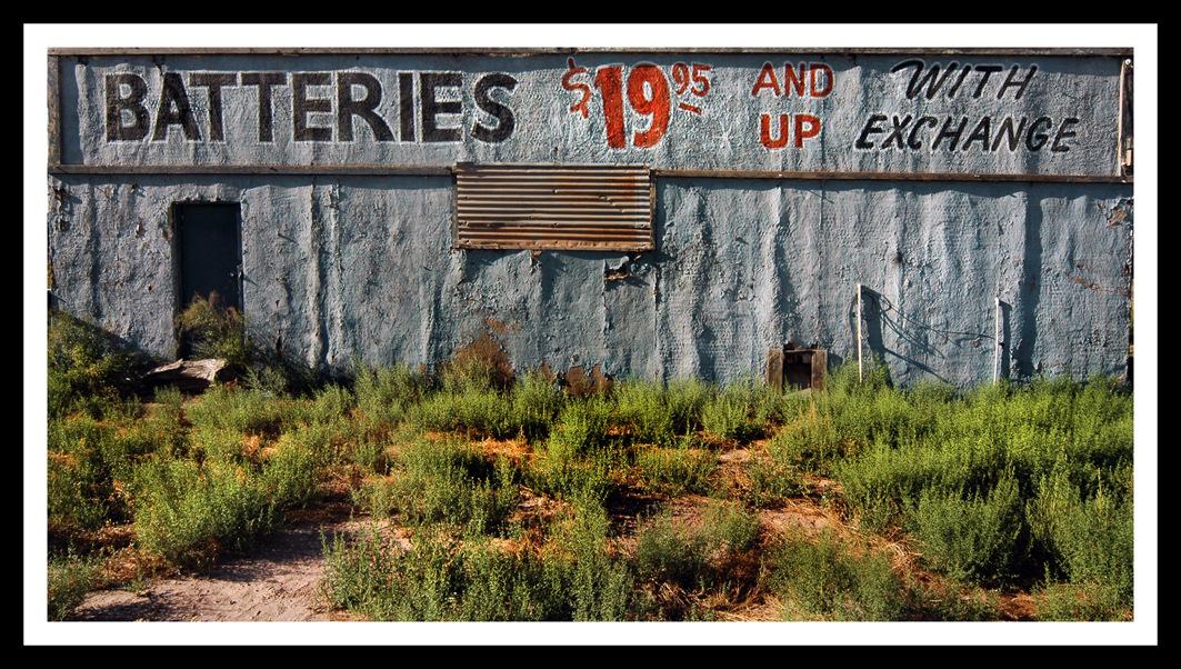 Simon Larson Photography - Battery House, Route 66
