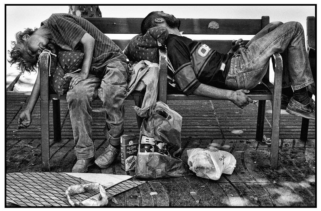 Simon Larson Photography - Vagrants, Barcelona