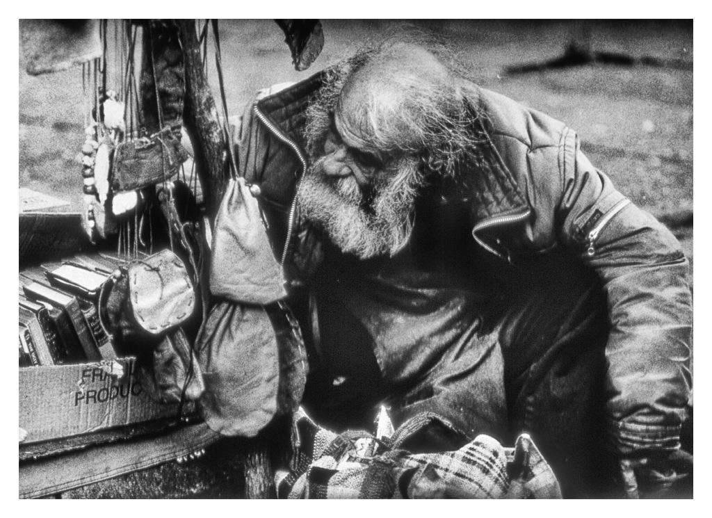 Simon Larson Photography - Gentleman of the Road, Oxford