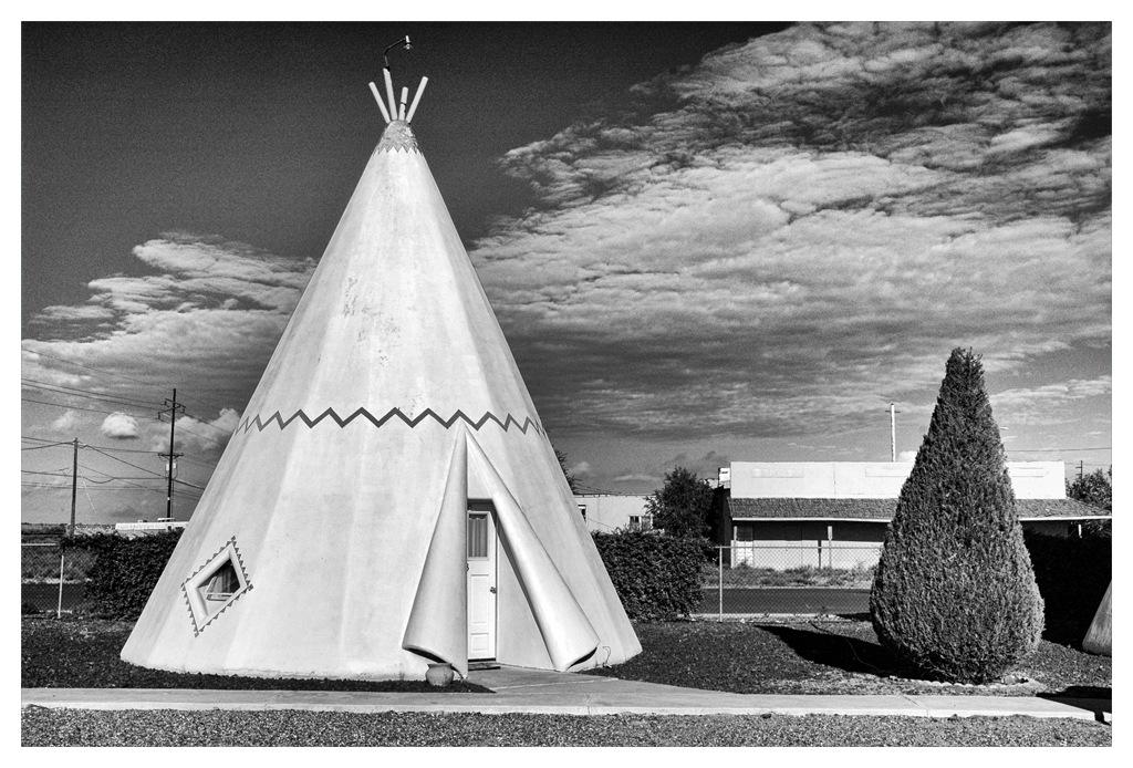 Simon Larson Photography - Wigwam Motel, Holbrook, Arizona, Route 66