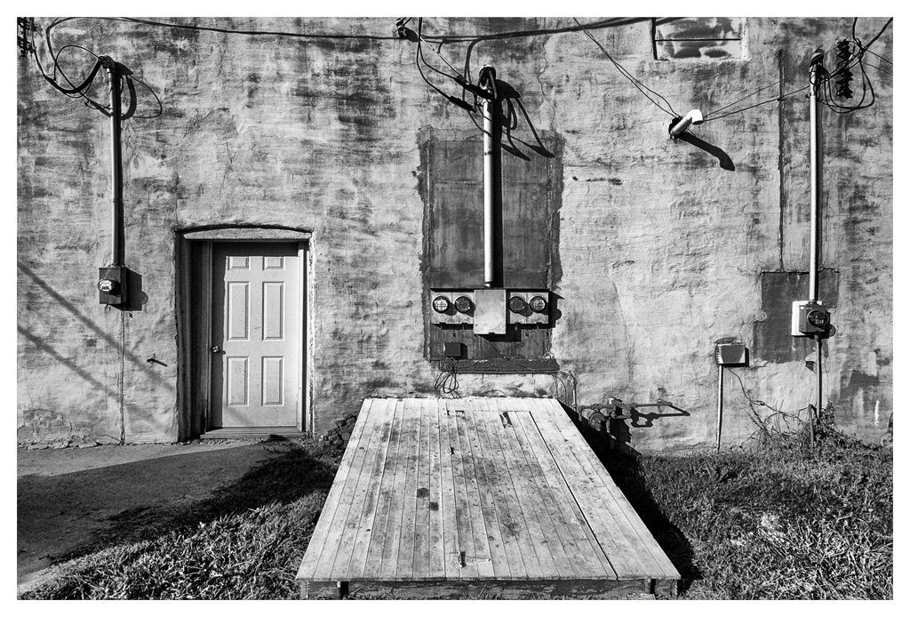 Simon Larson Photography - Abandoned House, Route 66