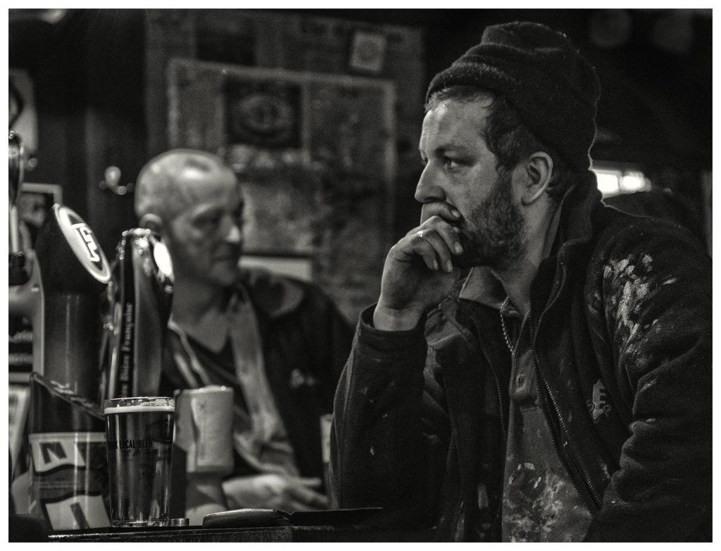 Simon Larson Photography - Friday night, The Auld Motor Hoose, Kirkwall, Orkney