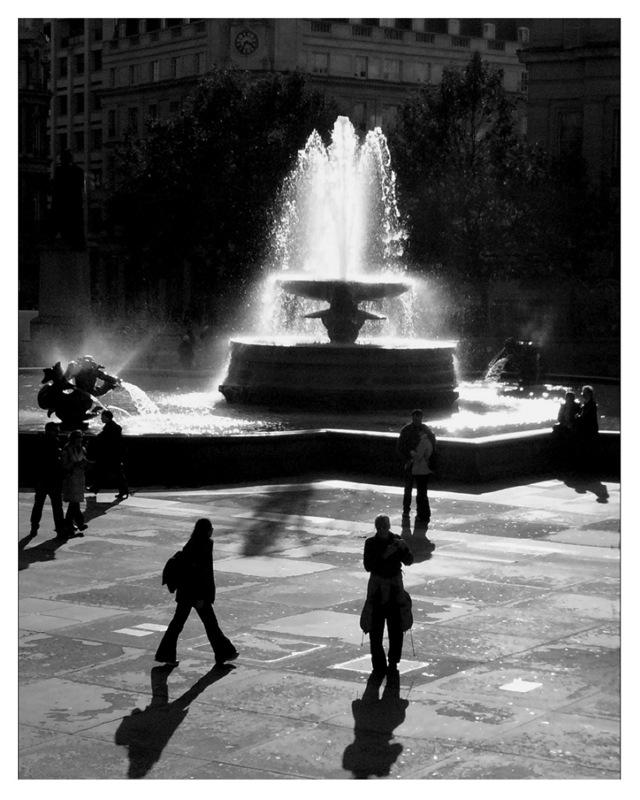Simon Larson Photography - Trafalgar Square, London