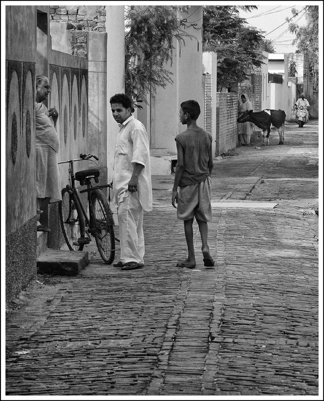 Simon Larson Photography - Back-street, Jalandhar