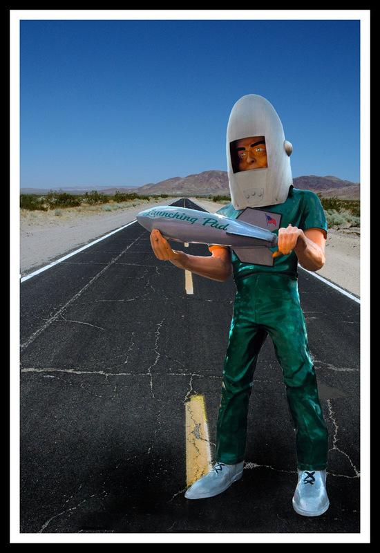 Simon Larson Photography - Gemini Giant, Route 66