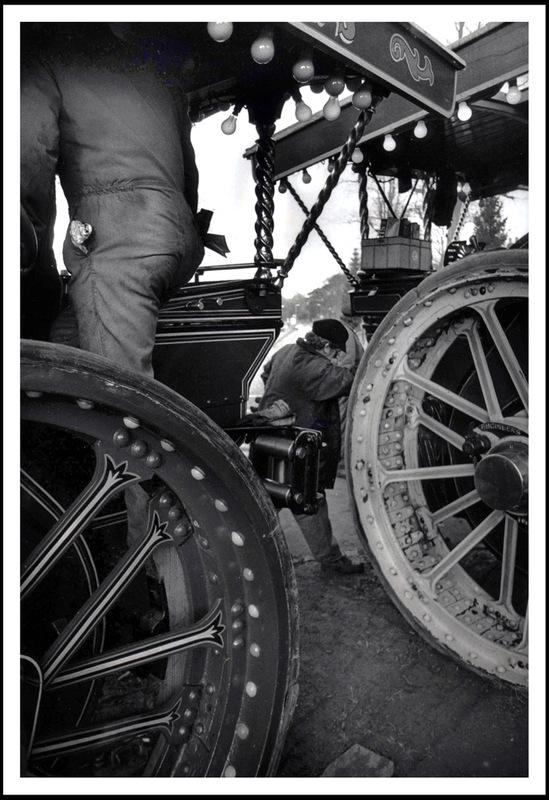 Simon Larson Photography - Steam Engines, Wolverhampton