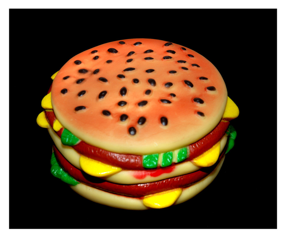 Simon Larson Photography - Double Cheese Burger