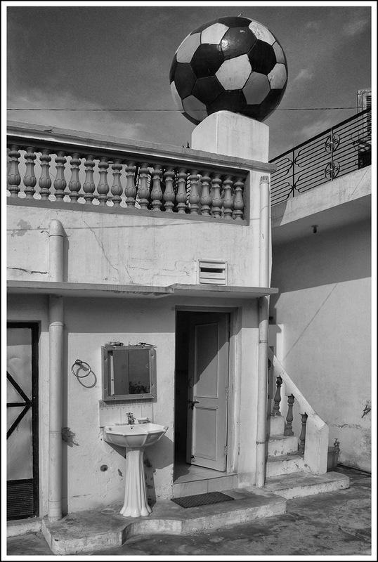 Simon Larson Photography - Outdoor Bathroom, Punjab