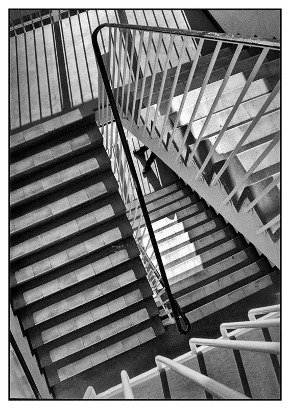 Simon Larson Photography - Stairwell