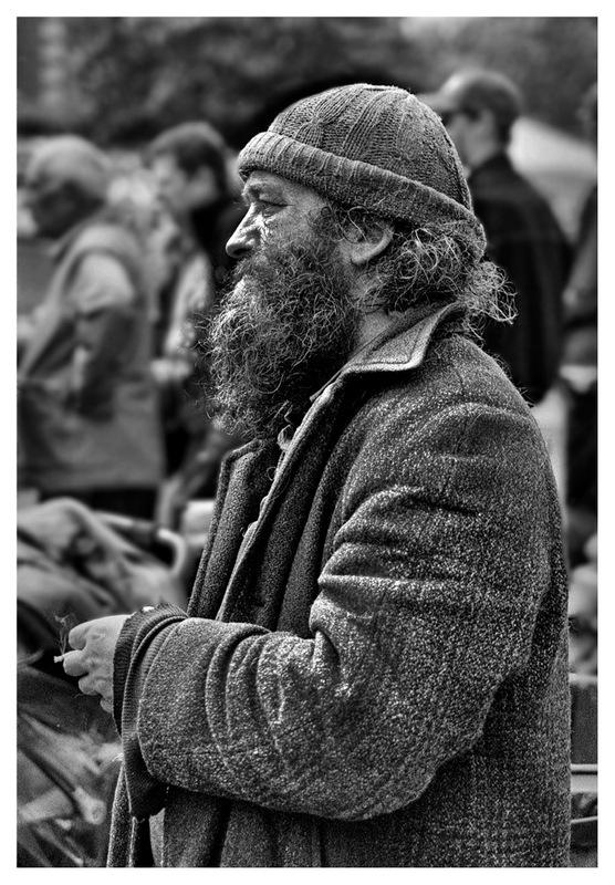 Simon Larson Photography - Gentleman of the Road, Wolverhampton