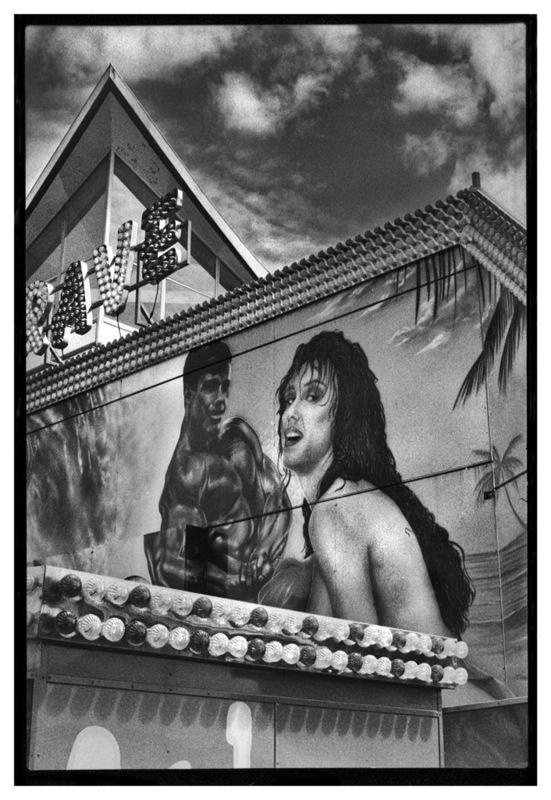 Simon Larson Photography - Rave, Fun Fair, Southsea