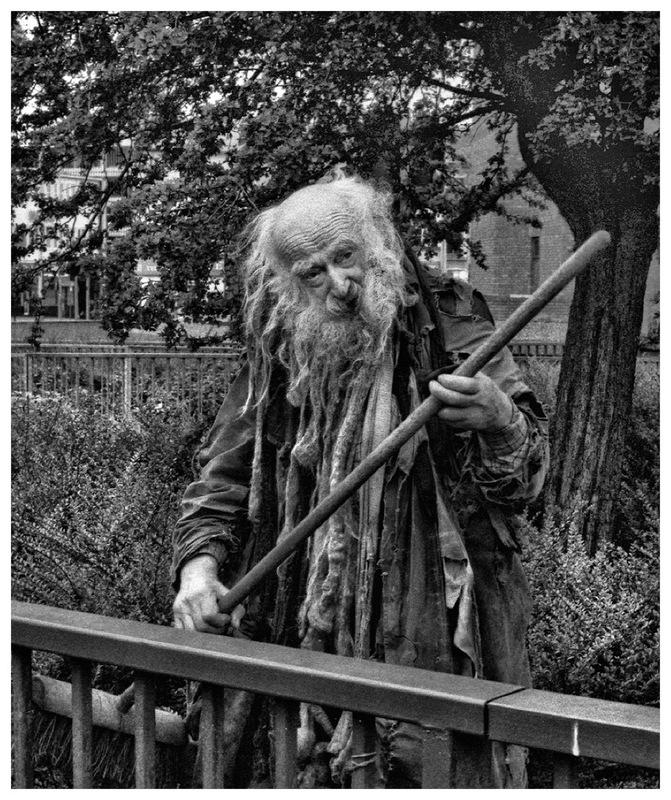 Simon Larson Photography - Józef Stawinoga AKA Wolverhampton Ring Road Tramp