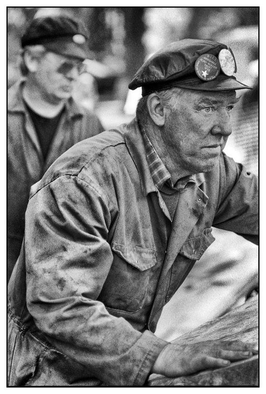 Simon Larson Photography - Steam Engine Driver