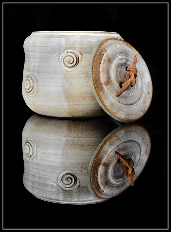 Simon Larson Photography - Ceramic piece by Bay Pottery, Armadale, Skye