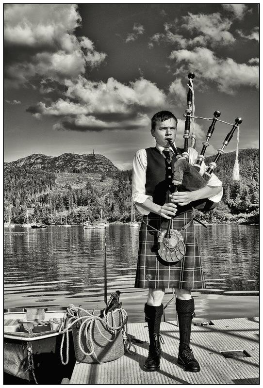 Simon Larson Photography - Piper, Plockton