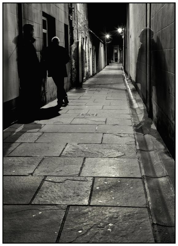 Simon Larson Photography - Kirkwall Alleyway