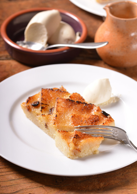 Simon Larson Photography - Bread & Butter Pudding
