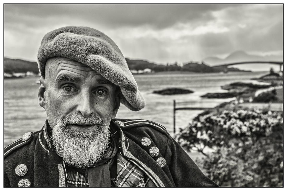 Simon Larson Photography - John McGillivary Coleman, Kyle of Lochalsh, 2017