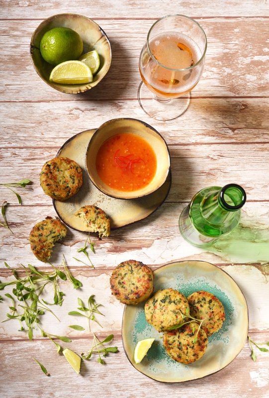 Simon Larson Photography - Brazilian Crab Cakes
