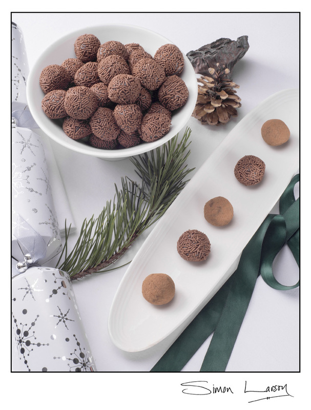 Simon Larson Photography - Brigadeiros - Created by Marcello Tully