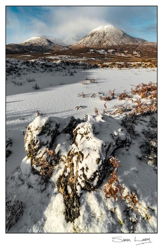 Simon Larson Photography - Beinn na Caillich, Isle of Skye