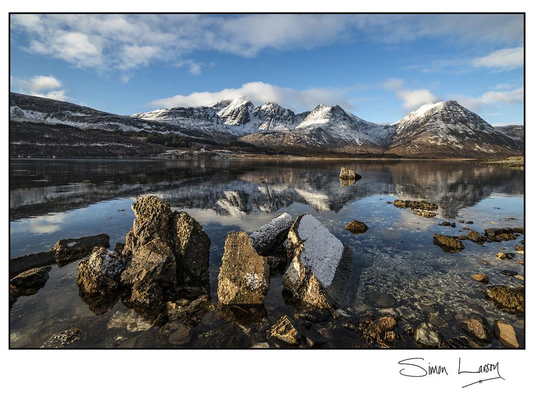 Simon Larson Photography - Blà Bheinn (Blaven), Isle of Skye