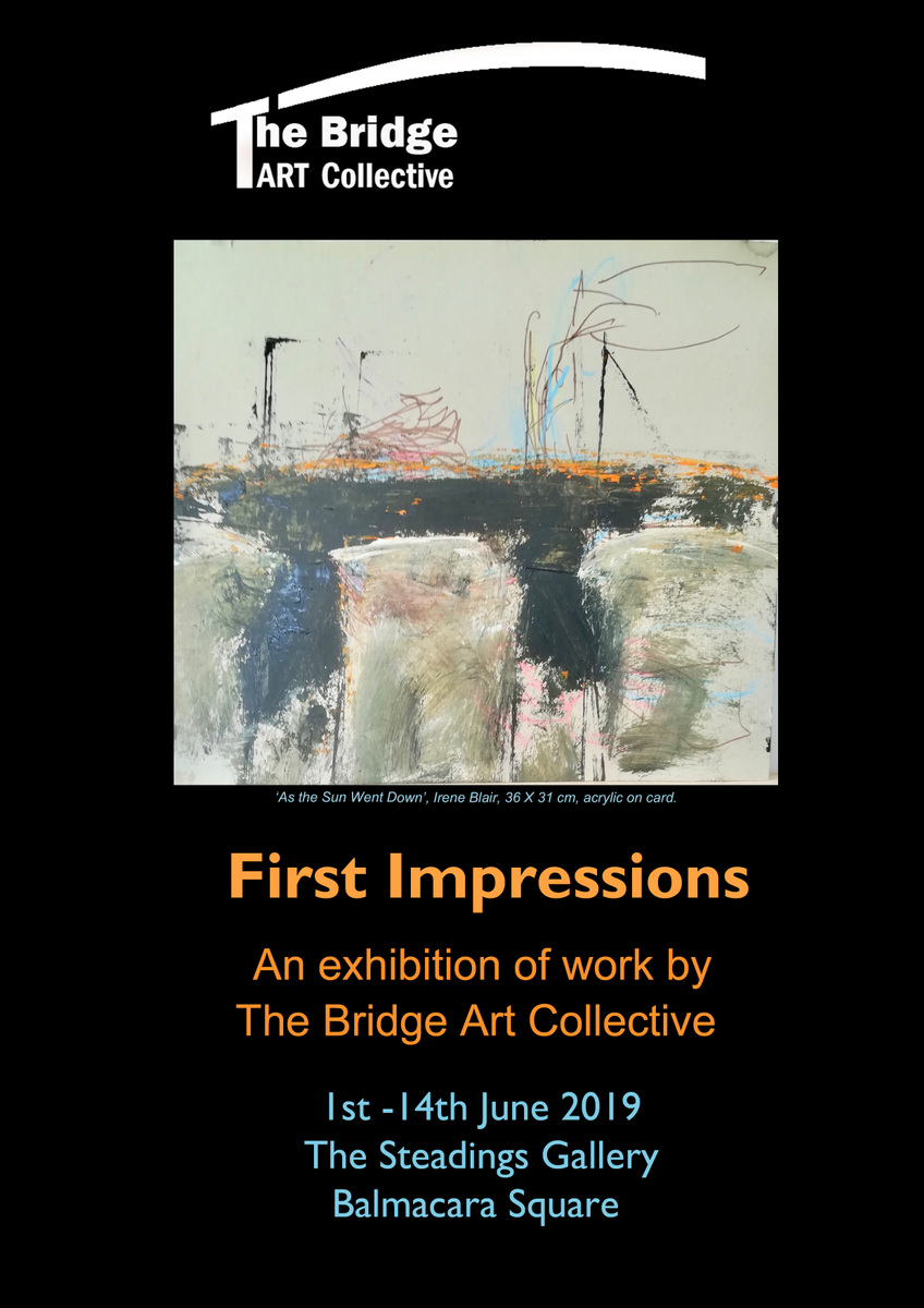 Simon Larson Photography - I am delighted to be part of The Bridge Art Collective. We held our inaugural exhibition in June - and a follow up takes place this September at the Steadings Gallery in Balmacara.